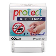 Colop Printer 20 Protect Kids Stamp