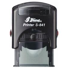 Razítko S-841 New Printer line, černý strojek