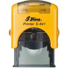 Razítko S-841 New Printer line, žlutý strojek