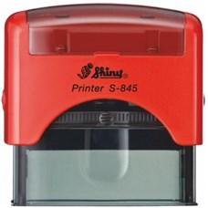 Razítko S-845 New Printer line, červený strojek