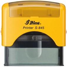 Razítko S-845 New Printer line, žlutý strojek
