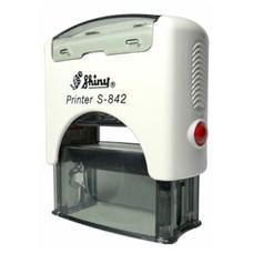 Razítko S-842 New Printer line, bílý strojek