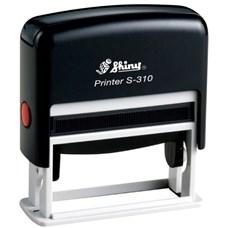 Razítko Shiny Printer Line S-310, rozměr otisku 54 × 13 mm
