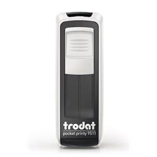 Kapesní razítko Trodat Pocket Printy 9511, artic white