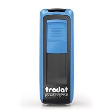 Kapesní razítko Trodat Pocket Printy 9511, sky blue