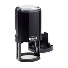 Kulaté razítko TRODAT Printy 4642, černá, max. průměr otisku 42 mm