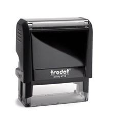 Razítko Trodat Printy 4913, černý strojek