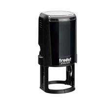 Kulaté razítko TRODAT Printy 4638, černá, max. průměr otisku 38 mm