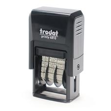 Datumové razítko TRODAT Printy 4810, formát  01- 01- 2019, výška data 3,8 mm