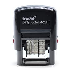 Datumové razítko TRODAT Printy 4820, výška data 4 mm