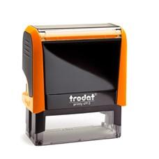 Razítko Trodat Printy 4913, neon oranžová