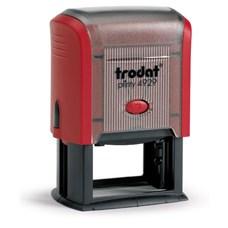 Razítko TRODAT Printy 4929, červená, otisk 50 × 30 mm