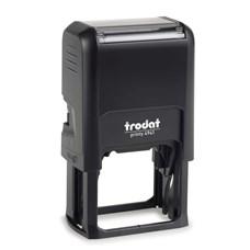 Razítko TRODAT Printy 4941, otisk 41 × 24 mm