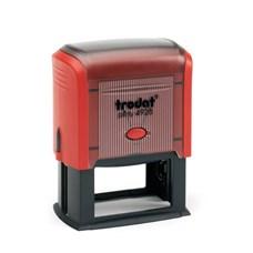 Razítko TRODAT Printy 4928, červená, otisk 60 × 33 mm