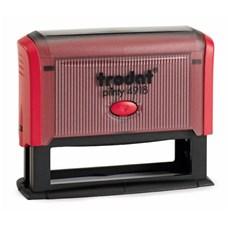 Razítko TRODAT Printy 4918, červená, otisk 75 × 15 mm