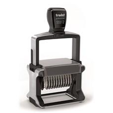 Číslovací razítko TRODAT Professional 55512, 12 čísel, výška číslic 5 mm