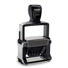 Datumové razítko TRODAT Professional 5460, otisk 56 × 33 mm, výška data 4 mm