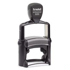 Razítko TRODAT Professional 5203, otisk max.  49 × 28 mm