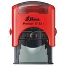 Razítko S-841 New Printer line, červený strojek