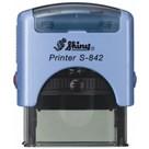 Razítko S-842 New Printer line, modrý strojek