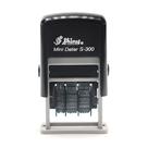Datumové razítko S-300 Printer Line, výška data 3 mm, DD.MM.RRRR
