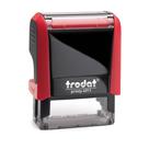 Razítko Trodat Printy 4911, červený strojek