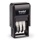 Datumové razítko TRODAT Printy 4810 ISO, formát  RRRR-MM-DD