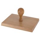 Dřevěné razítko DO 165125, rozměr 165 × 125 mm