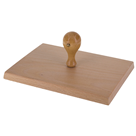 Dřevěné razítko DO 210148, rozměr 210 × 148  mm, formát A5