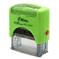 Razítko PET-842 Eco Line, zelená, rozměr 38 × 14 mm