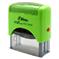 Razítko PET-844 Eco Line, zelená, rozměr 58 × 22 mm