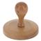 Kulaté dřevěné razítko DK 100, průměr 100 mm